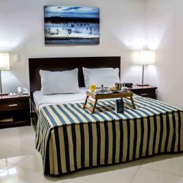 Standard room of the Hotel Neiva Plaza