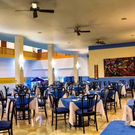 Neiva Plaza Hotel restaurant