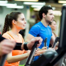 Neiva Plaza Hotel Gym