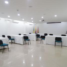 Neiva Plaza Hotel function room