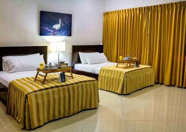 Confortables Habitaciones del Hotel Neiva Plaza