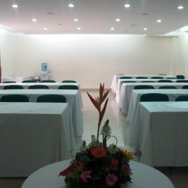 Neiva Plaza Hotel function room