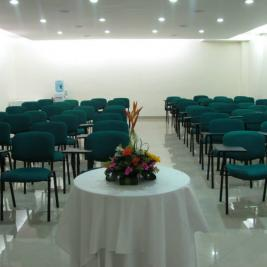 Neiva Plaza Hotel meeting room