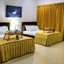 Neiva Plaza Hotel 2-beds VIP room