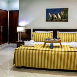 Suite Room of Hotel Neiva Plaza