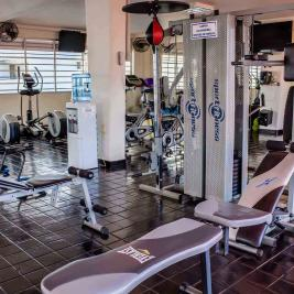 Neiva Plaza Hotel Gym