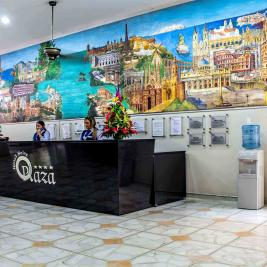Neiva Plaza Hotel Reception