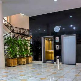 Elevators at Hotel Neiva Plaza